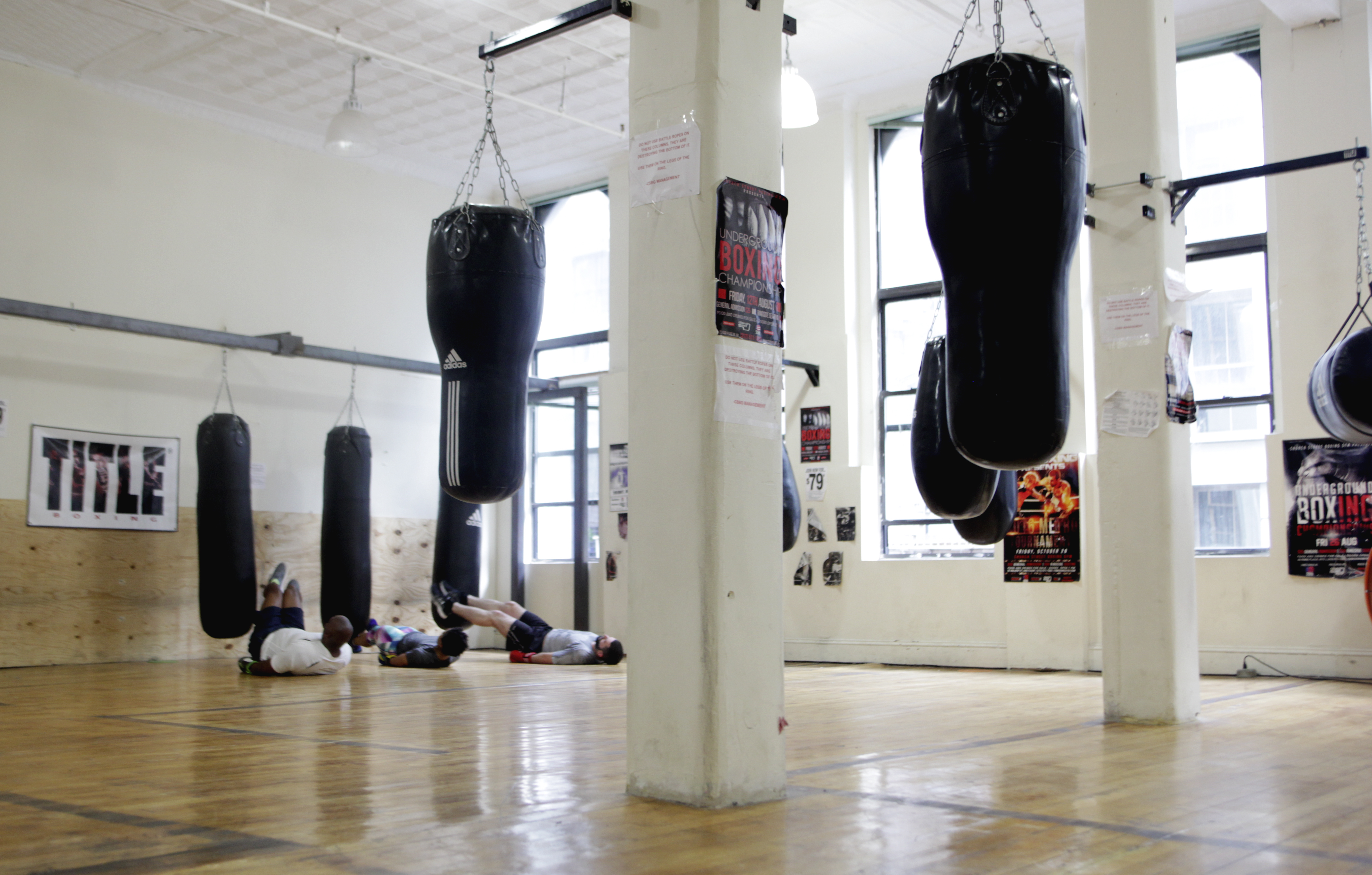 Ricardo Andre Fitness – Boxing and Personal Training in NYC